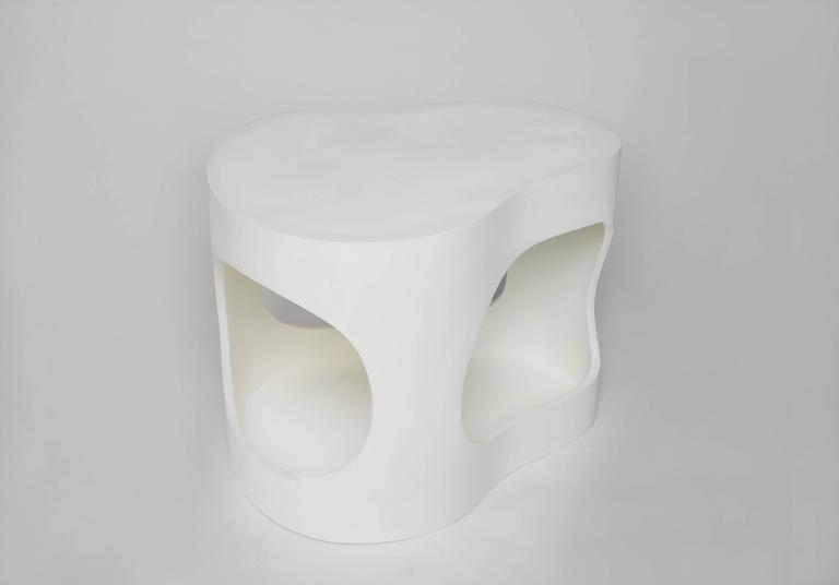 Pair of Cloud Side Tables by Jacques Jarrige, 2015 In Excellent Condition For Sale In New York, NY