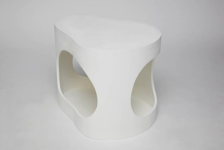 French Pair of Cloud Side Tables by Jacques Jarrige, 2015 For Sale