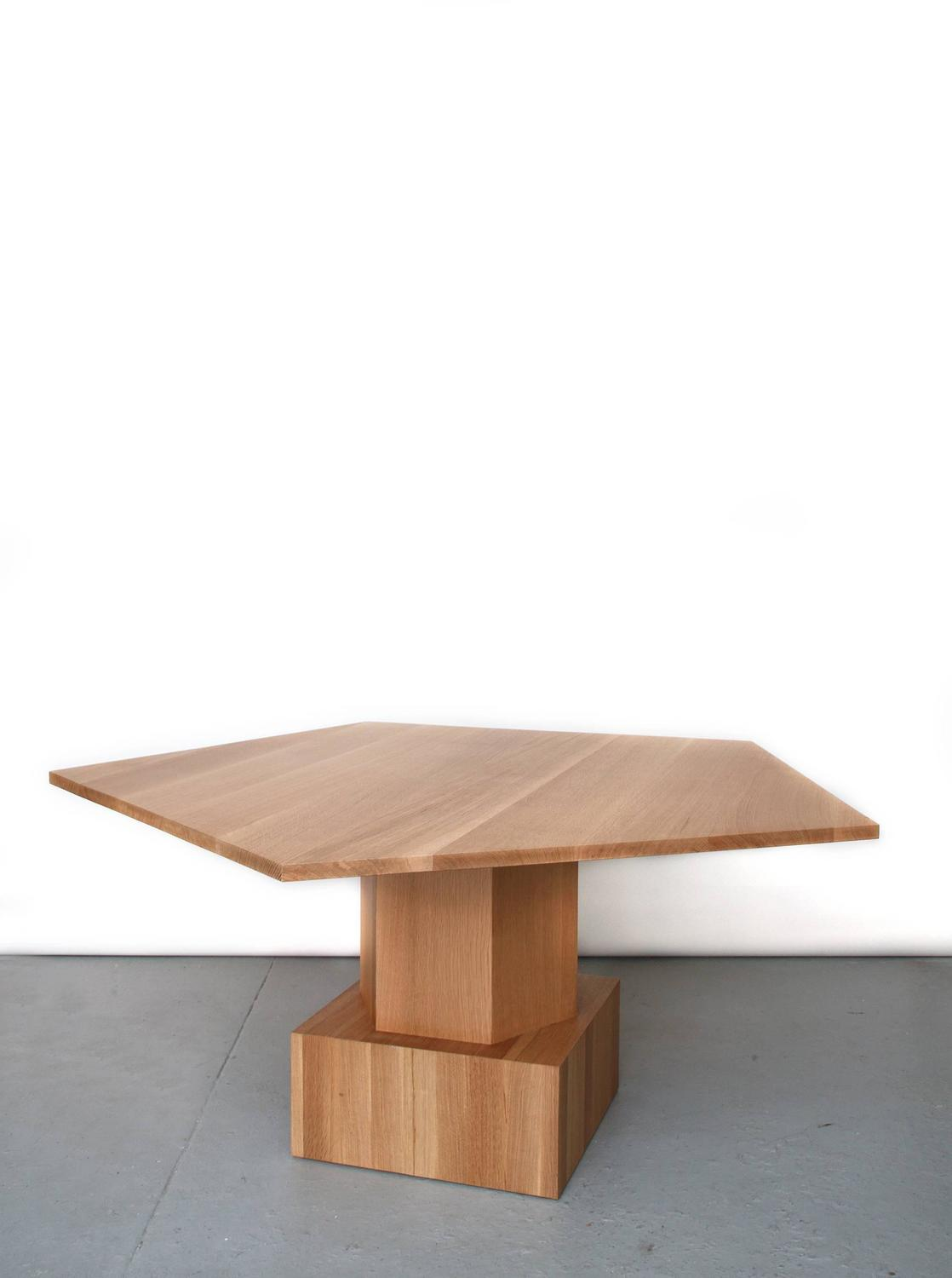 Europe Walnut Dining Room Table For Sale