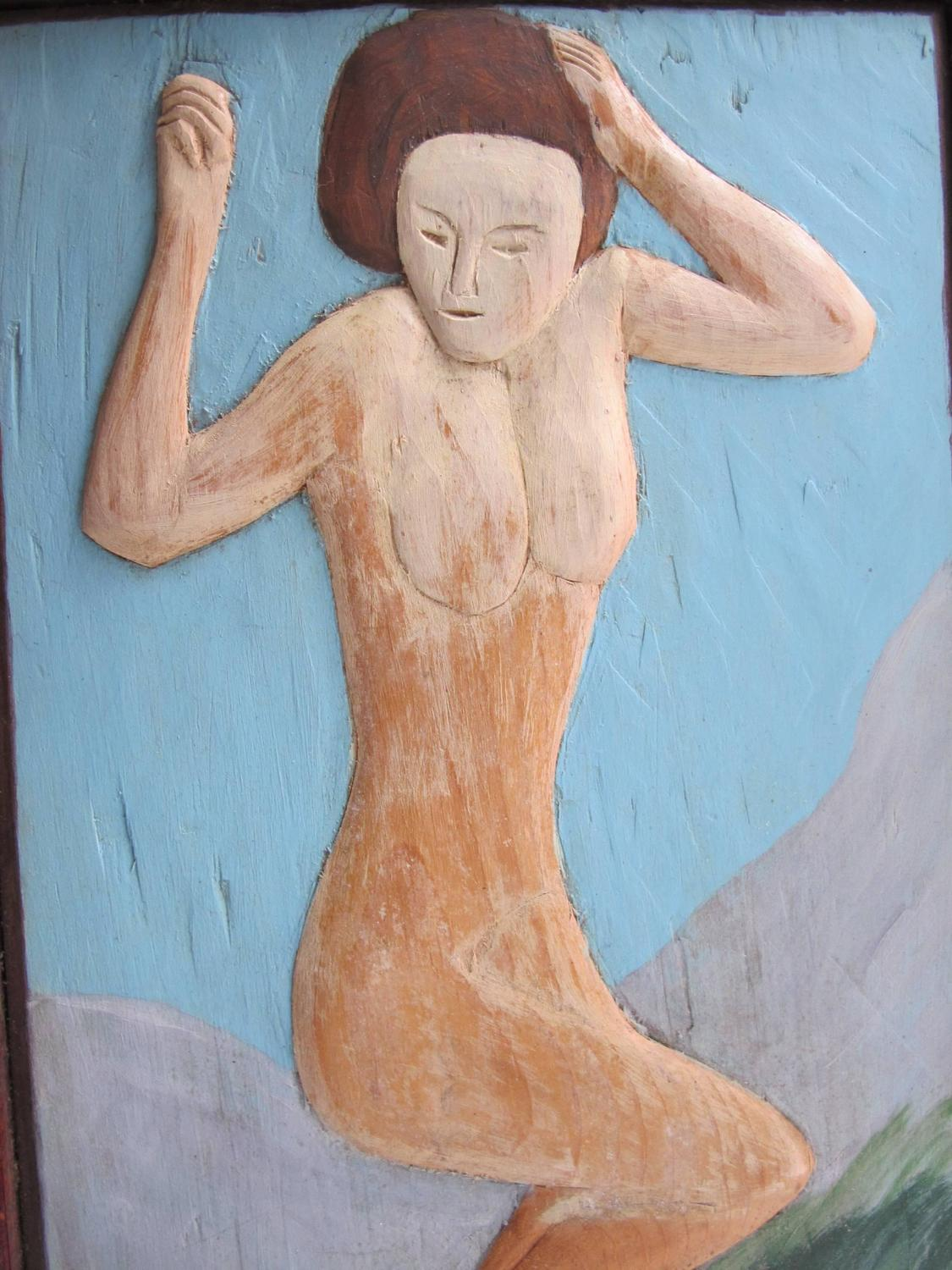 Carved Nude 49