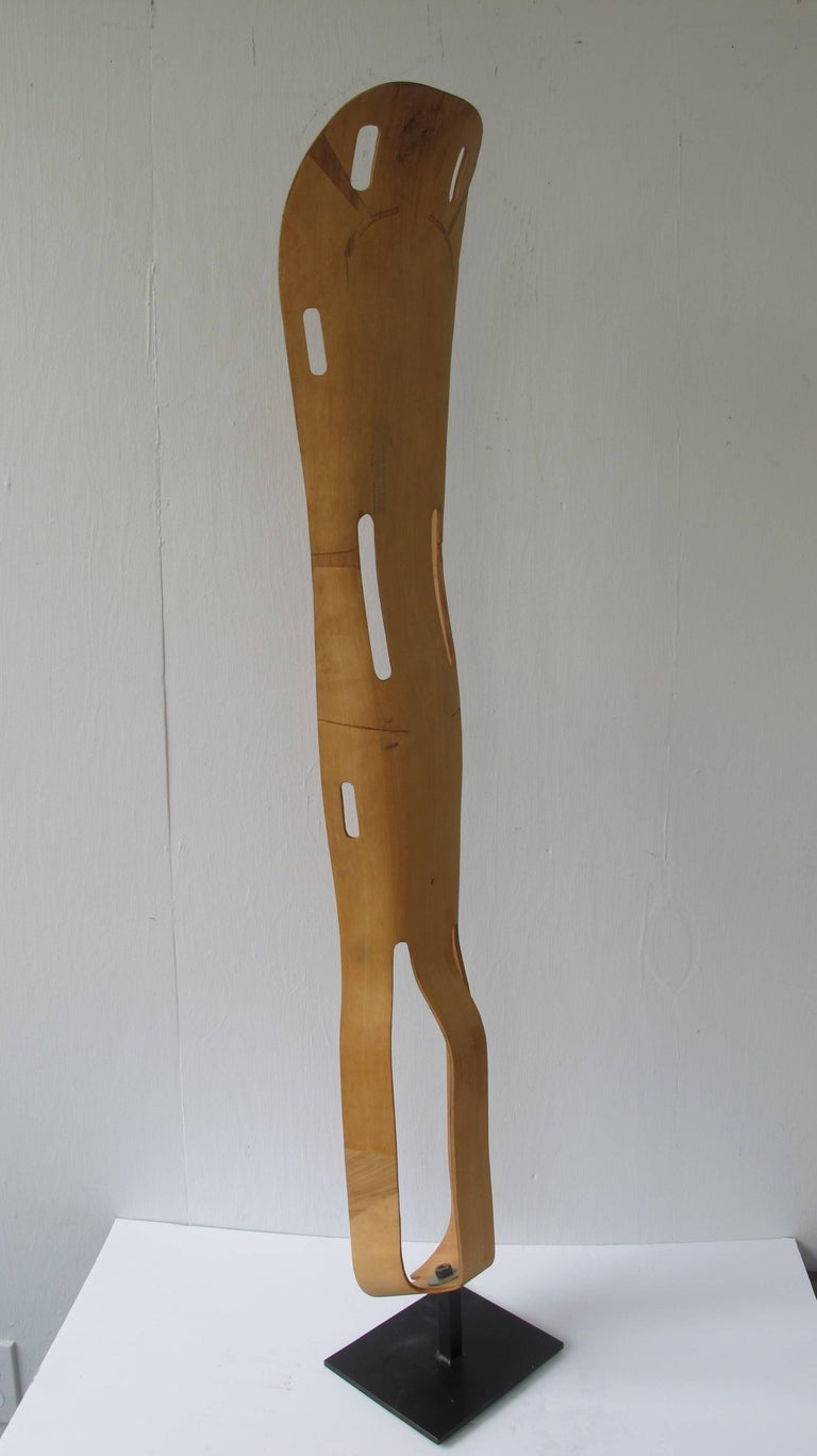 Charles Eames Molded Plywood Leg Splint For Sale 2