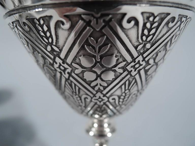 a9e51b73c0ff Set of 12 Fabulous Tiffany Sterling Silver Cocktail Cups In Excellent  Condition For Sale In New