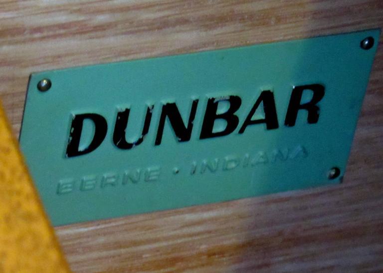 Edward Wormley for Dunbar Bar Cart, Model 5433, circa 1953  For Sale 2