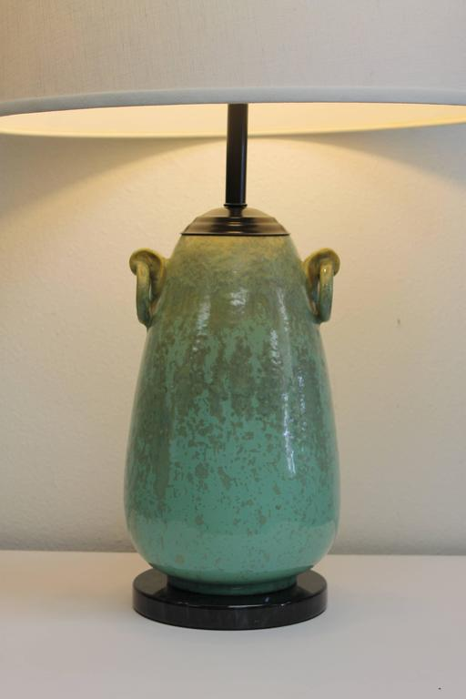 Fulper Lamp 2