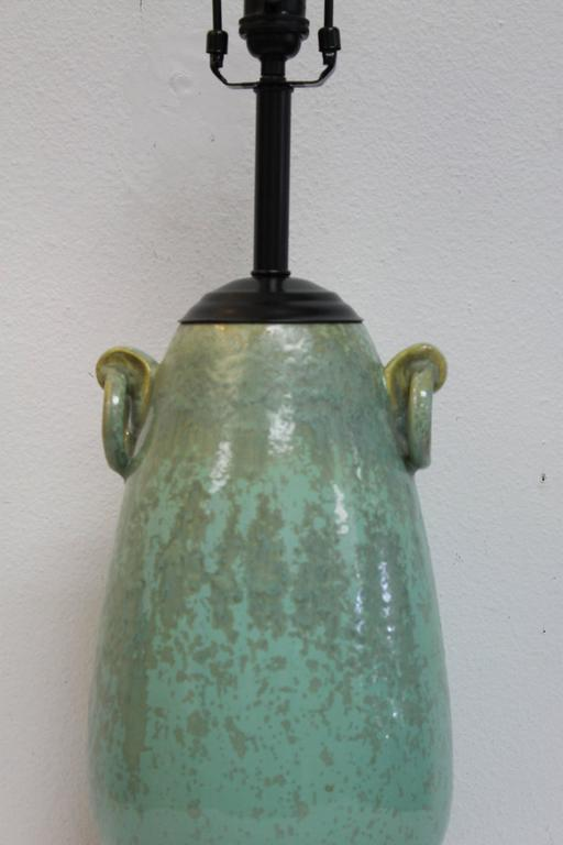 Fulper Lamp 7