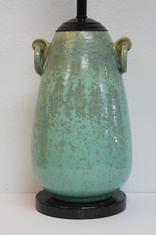 Fulper Lamp 4
