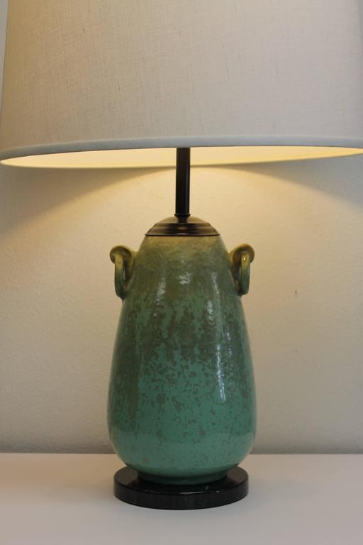 Fulper Lamp 3
