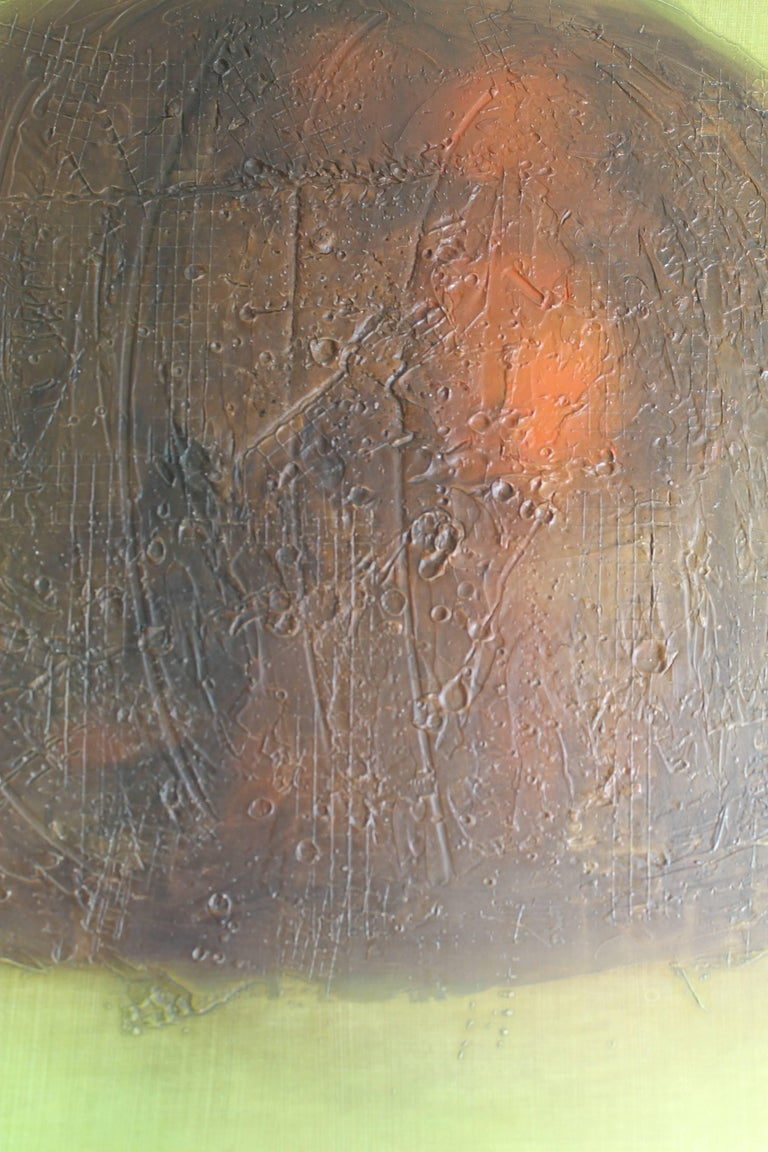 Modern Abstract Painting by Duane Armstrong In Excellent Condition For Sale In Palm Springs, CA