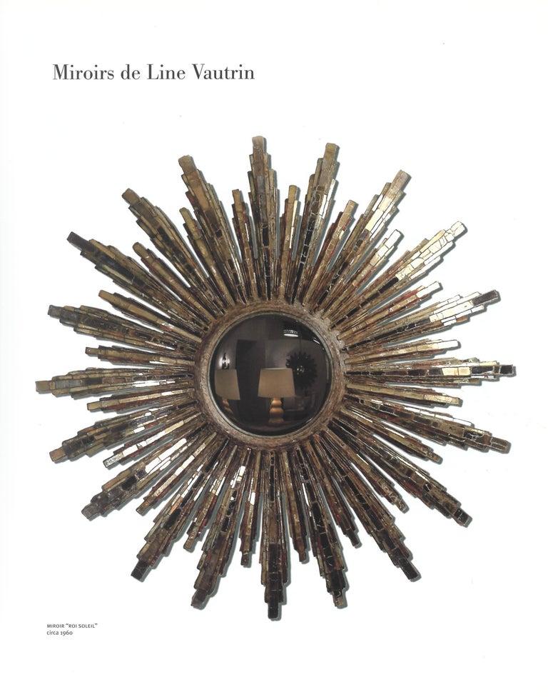 Line vautrin miroirs book for sale at 1stdibs for Miroir line vautrin