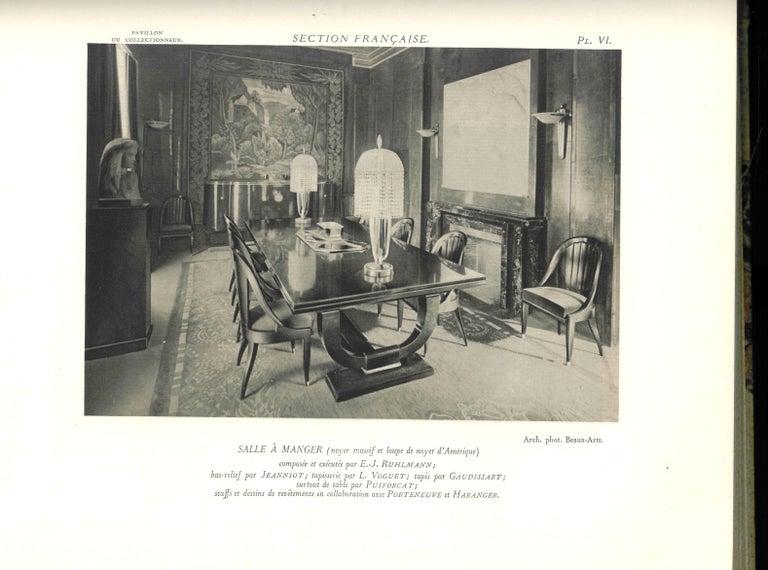 'Arts Decoratifs & Industriels Modernes' Set of 12 Books For Sale 2