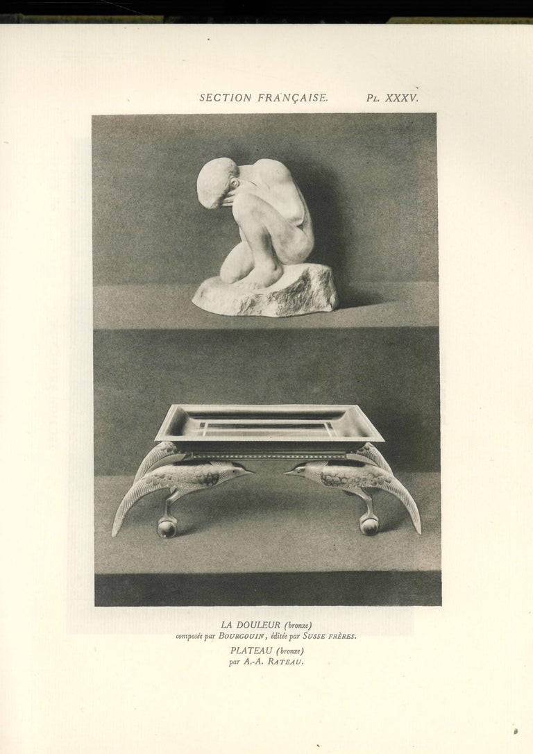 'Arts Decoratifs & Industriels Modernes' Set of 12 Books For Sale 3