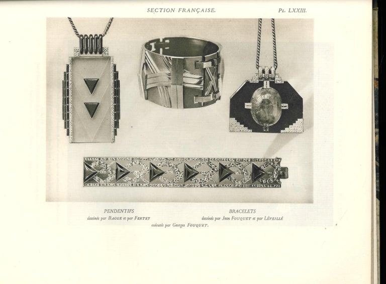 'Arts Decoratifs & Industriels Modernes' Set of 12 Books For Sale 5
