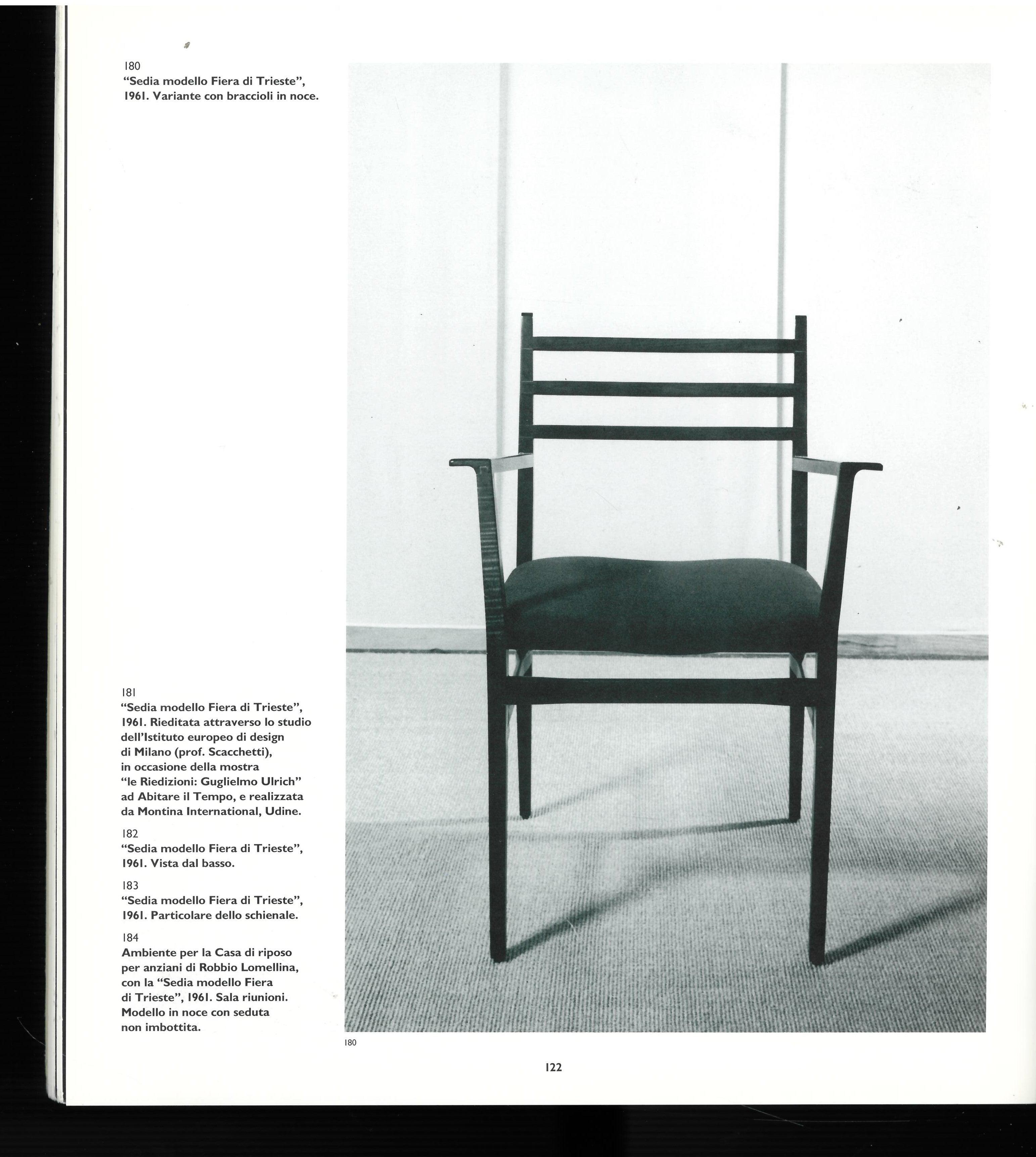 Studio La Sala Milano guglielmo ulrich, gli oggetti fatti ad arte 'objects made into art', book