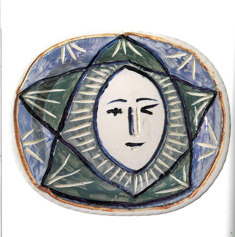 Ceramics by Picasso 'Books' In Excellent Condition For Sale In North Yorkshire, GB