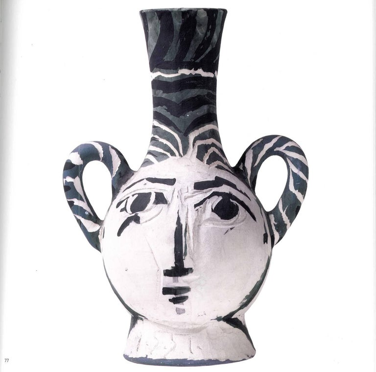 20th Century Ceramics by Picasso 'Books' For Sale