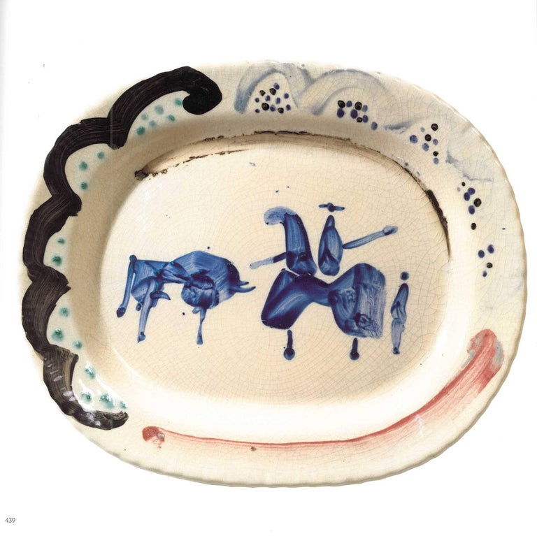 Ceramics by Picasso 'Books' For Sale 2