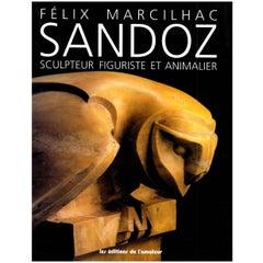 Sandoz Sculpteur Figuriste et Animalier, 1881-1971, 'Book'