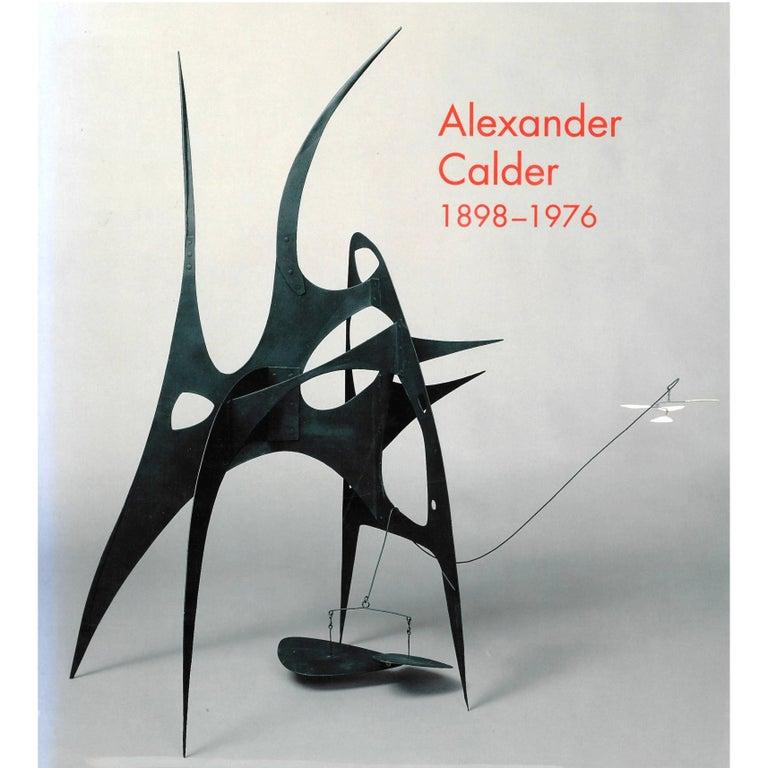 Alexander Calder, 1898-1976 'Book' For Sale