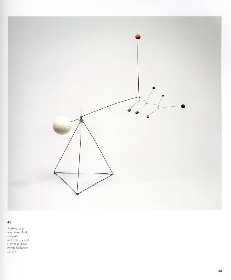 Alexander Calder, 1898-1976 'Book' In Good Condition For Sale In North Yorkshire, GB