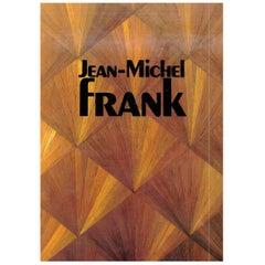 """Jean-Michel Frank"" Book"