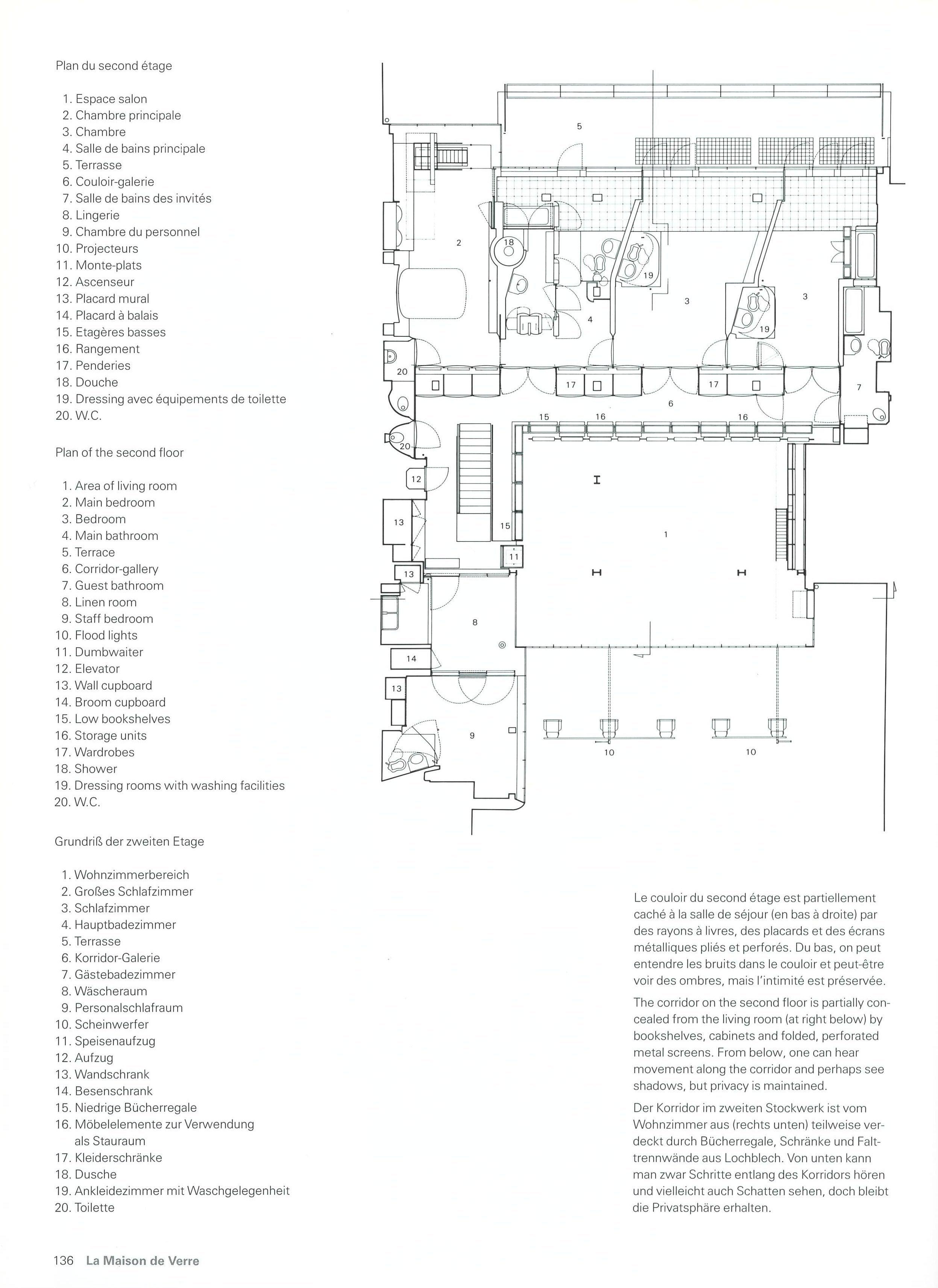 La Maison Du Dressing pierre chareau, 'book'