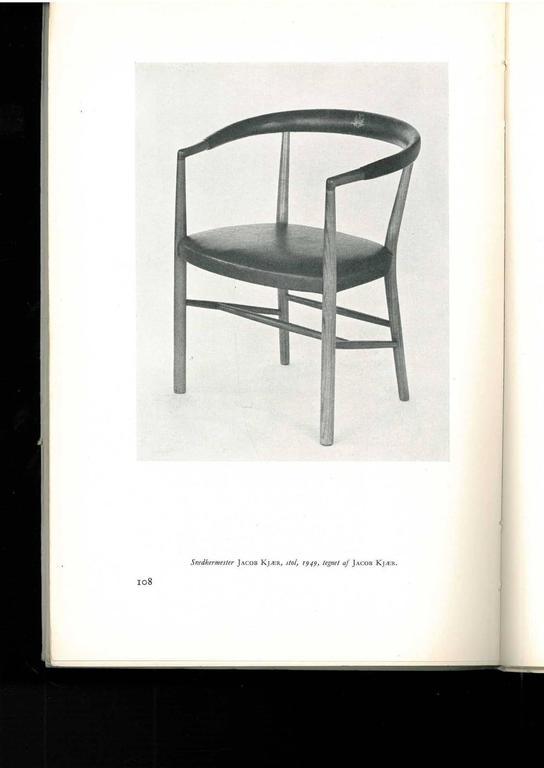 Dansk mobel kunst danish furniture design 39 book 39 at 1stdibs for Danish design mobel