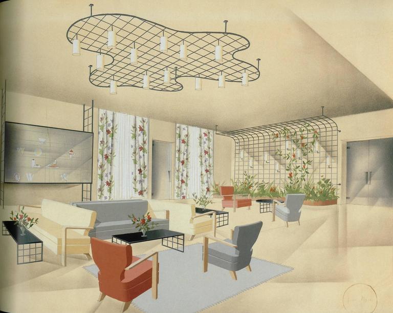 jean roy re decorateur a paris book at 1stdibs. Black Bedroom Furniture Sets. Home Design Ideas