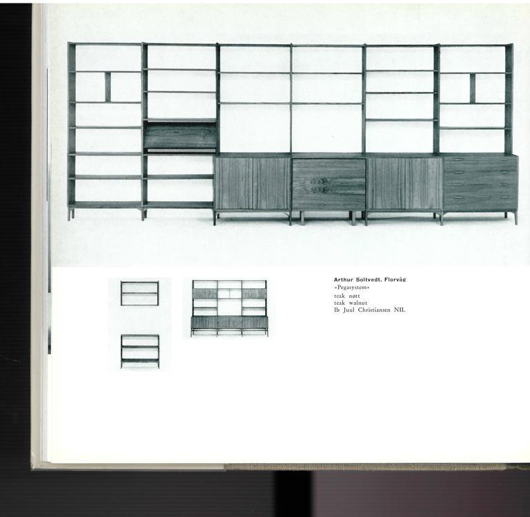 Norwegian Furniture 1, Norske Mobler \u2018Book\u2019 For Sale at 1stdibs