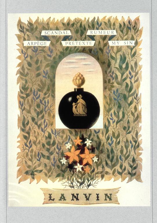JEANNE LANVIN 'Book' For Sale 6