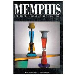 """""""Memphis-Ceramique, Argent, Verre 1981-1987"""" Book"""