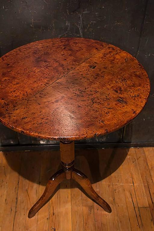 English Burr Elm Table 3