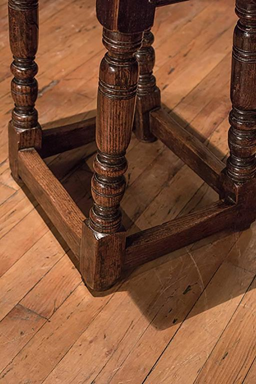 English Pair of Joint Stools 2