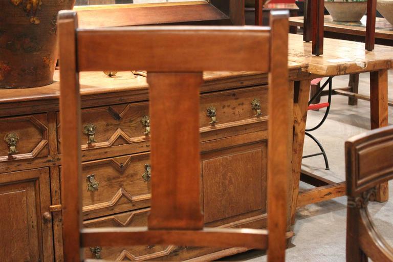 English Clerks Chair  3