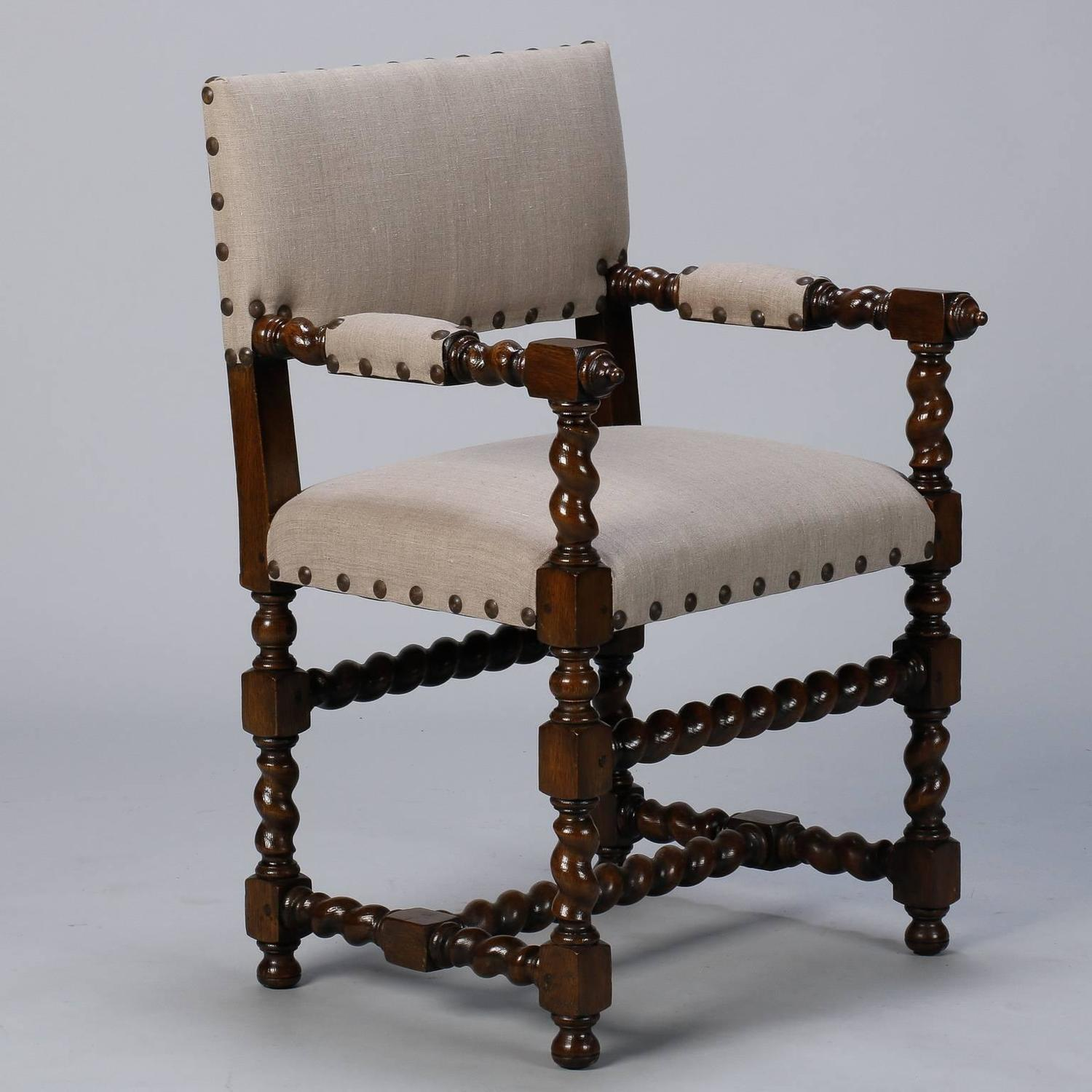 What is the history behind Barley Twist furniture
