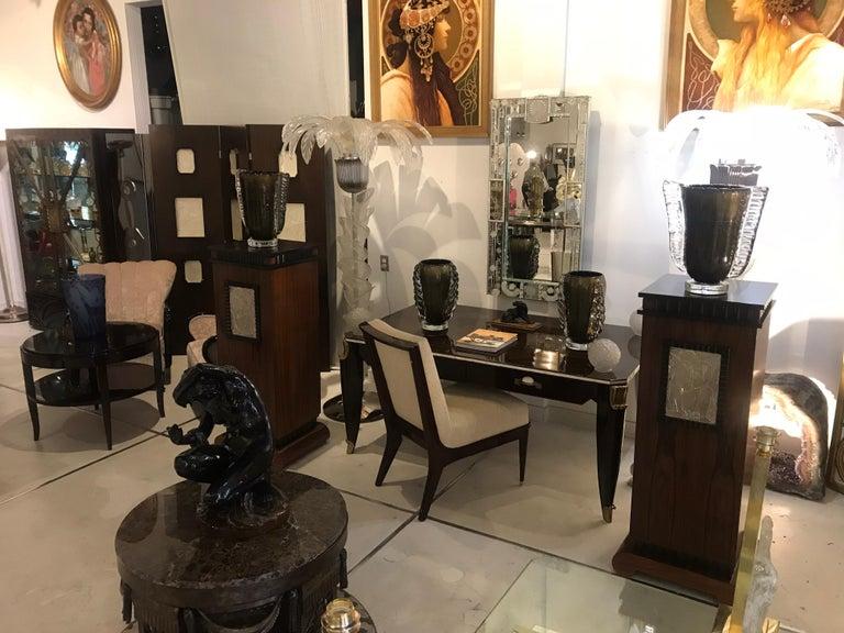 Italian Stunning  Mid-Century Venetian Mirror For Sale