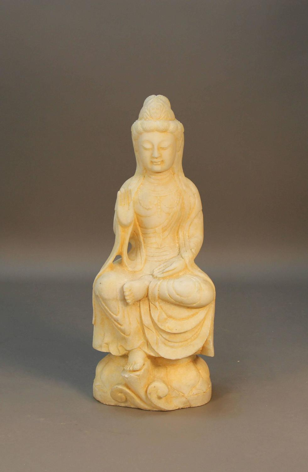 Goddess Of Healing Marble Statue For Sale At 1stdibs