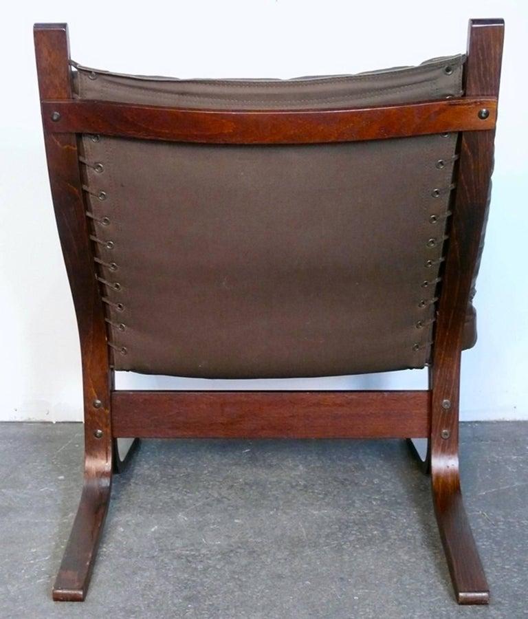 Ingmar Relling Siesta Chair For Westnofa Norway For Sale