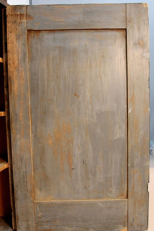 Late 18th Century 18th Century Stepback Cupboard For Sale