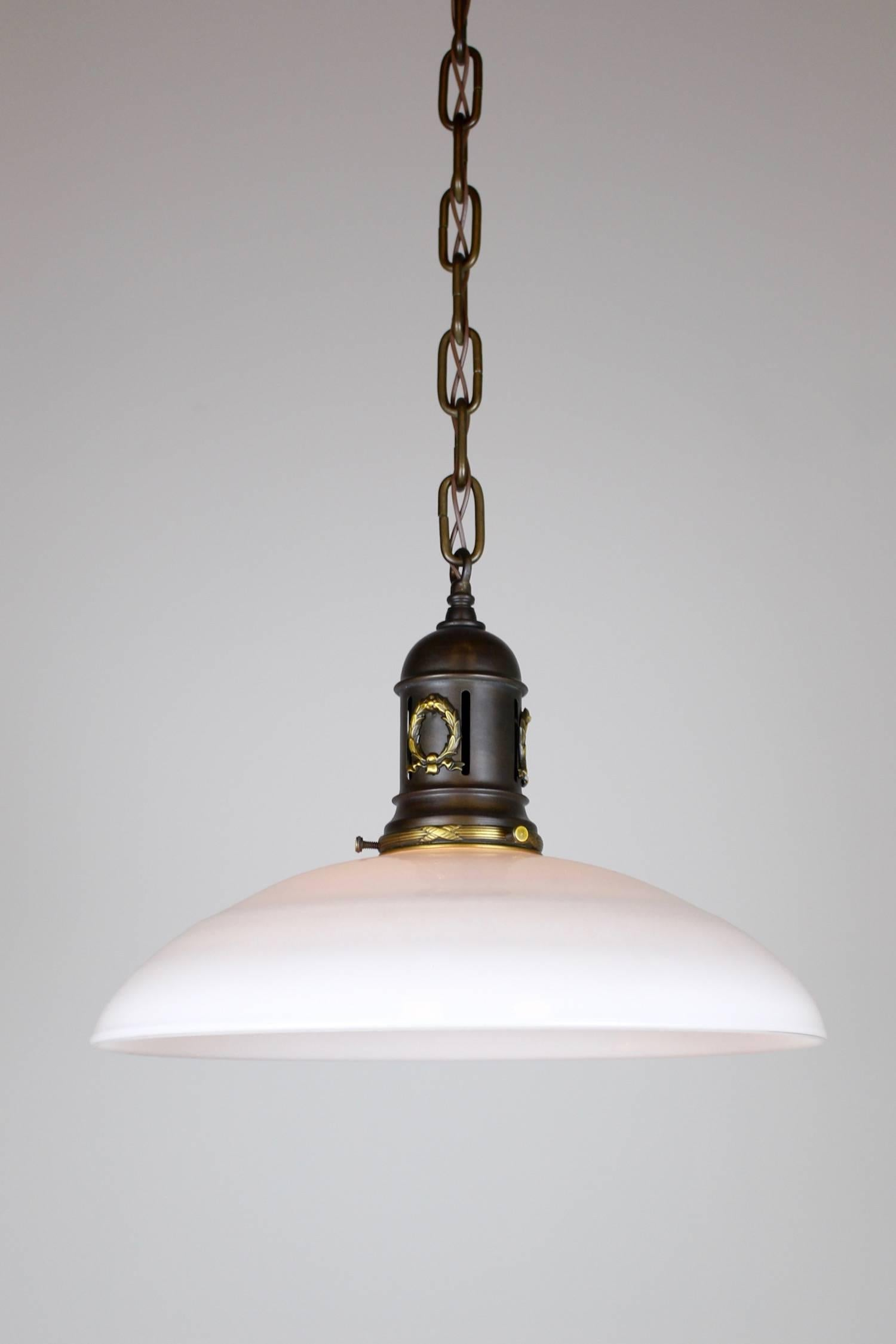Antique train station pendant lights at 1stdibs arubaitofo Image collections