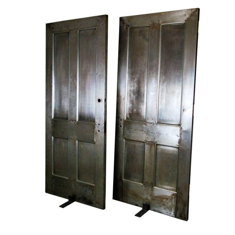 1910 Metal Interior Industrial Style Doors