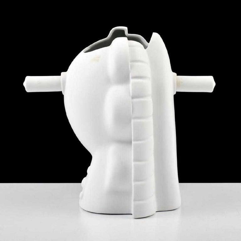Contemporary Jeff Koons Split-Rocker Vase, Limited Edition For Sale