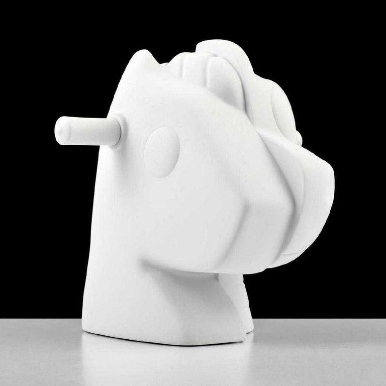 Porcelain Jeff Koons Split-Rocker Vase, Limited Edition For Sale