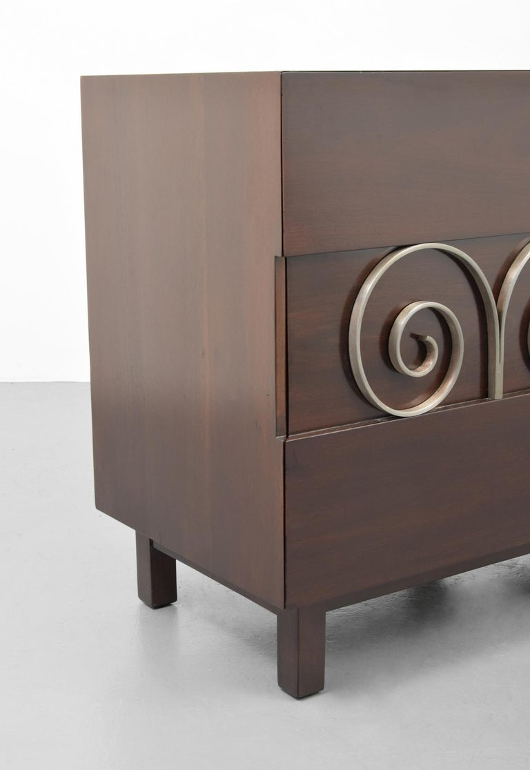 20th Century Pair of Edmond Spence Cabinets or Nightstands For Sale