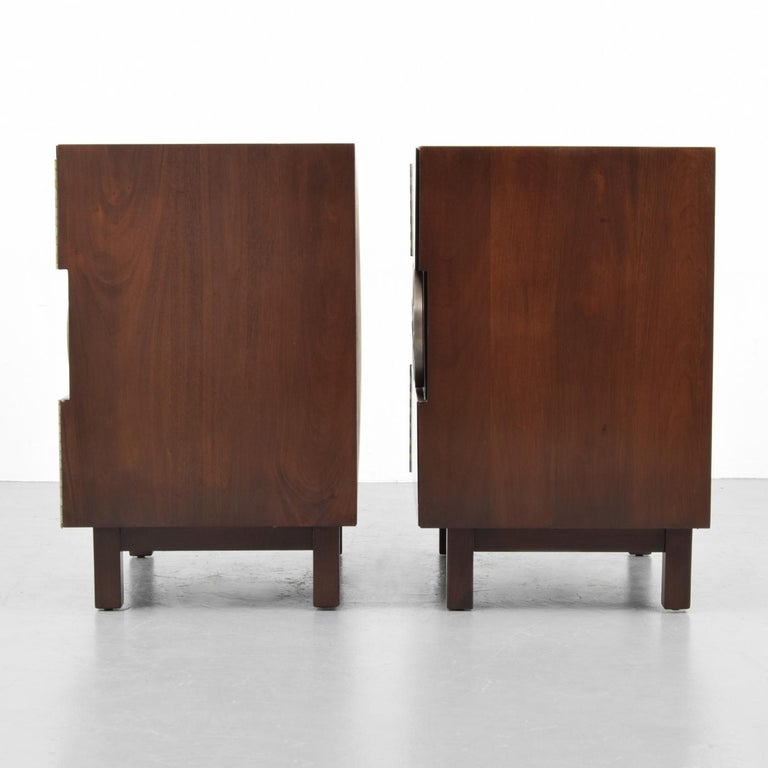 Pair of Edmond Spence Cabinets or Nightstands For Sale 1