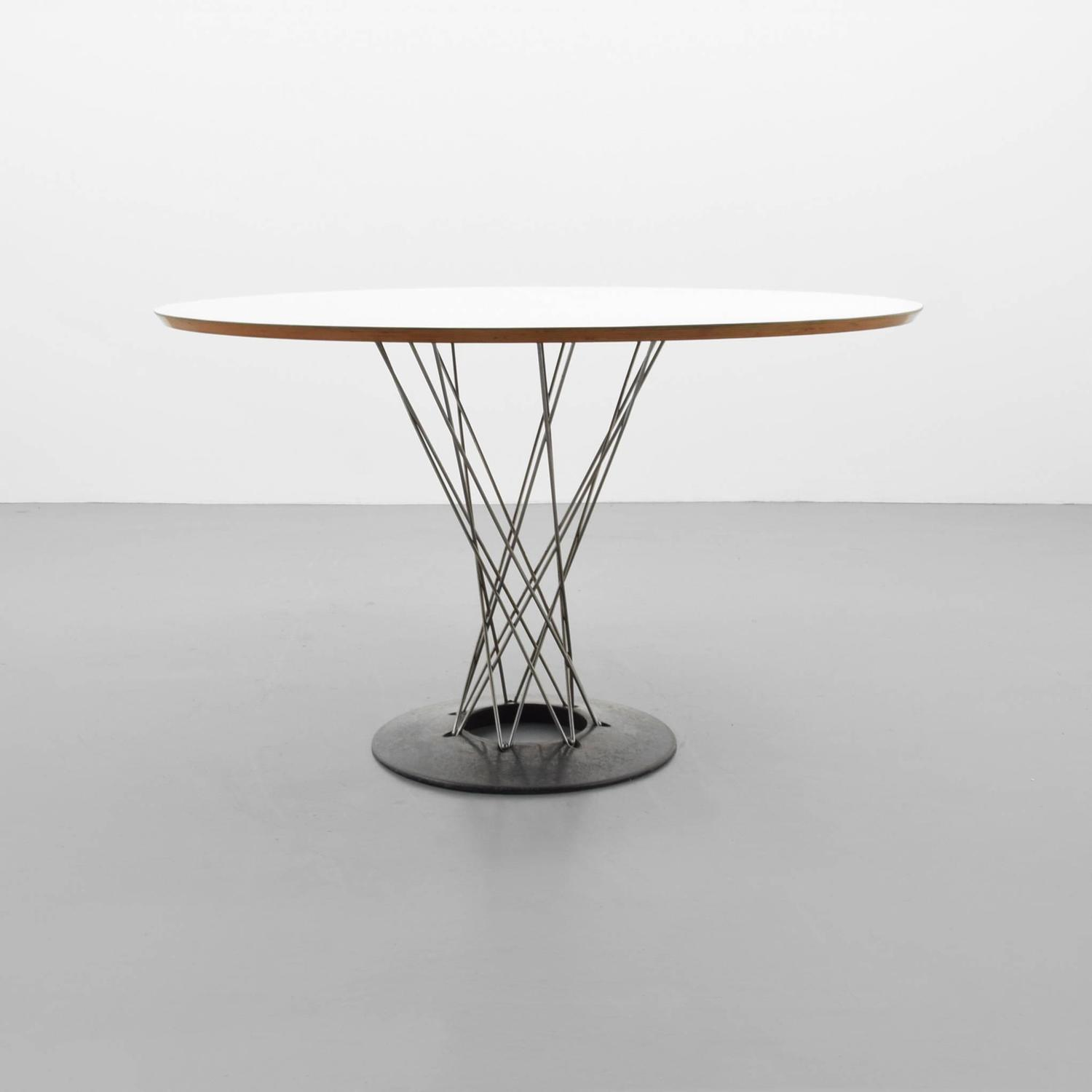 Isamu Noguchi Table For Knoll Associates Inc Table Is Marked And Is