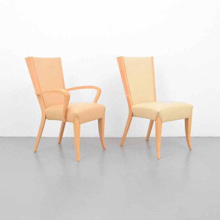 Dakota Jackson Dining Chairs Set Of Eight For Sale At 1stdibs