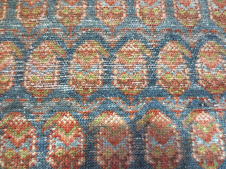 Antique Persian Malayer Runner, circa 1900s 3