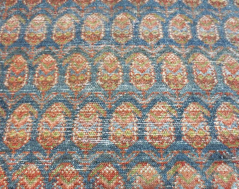 Antique Persian Malayer Runner, circa 1900s 2