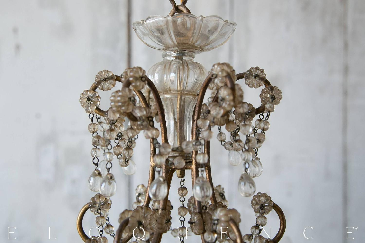 Antique Italian Chandeliers Antique Italian Chandelier