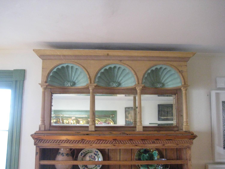 Mantel mirror at 1stdibs for Interior design 02554